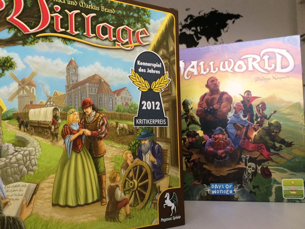 Village & Small World